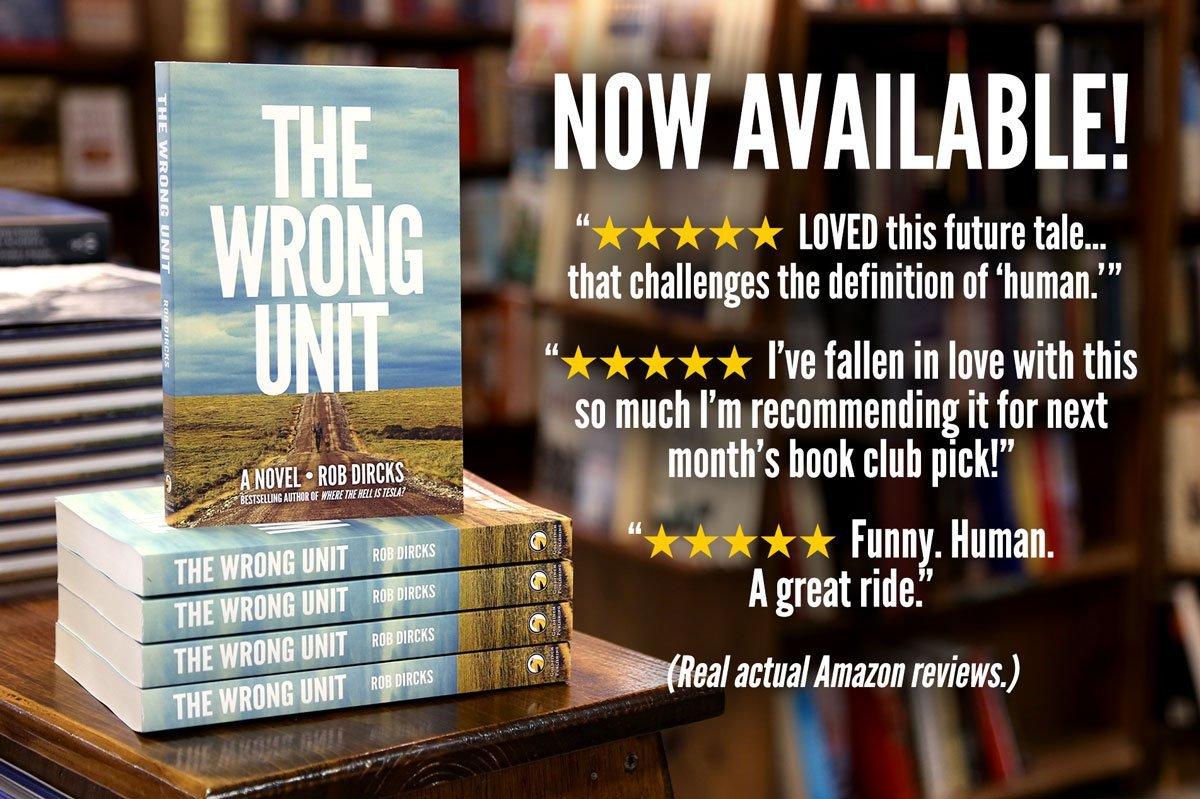 The Wrong Unit: A Novel