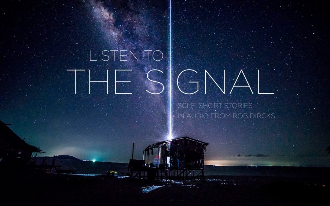 Introducing my new podcast, Listen to the Signal!