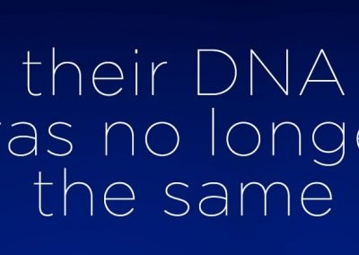 "March's FREE audio sci-fi short, ""Their DNA Was No Longer The Same,"" posted to Listen To The Signal Podcast"