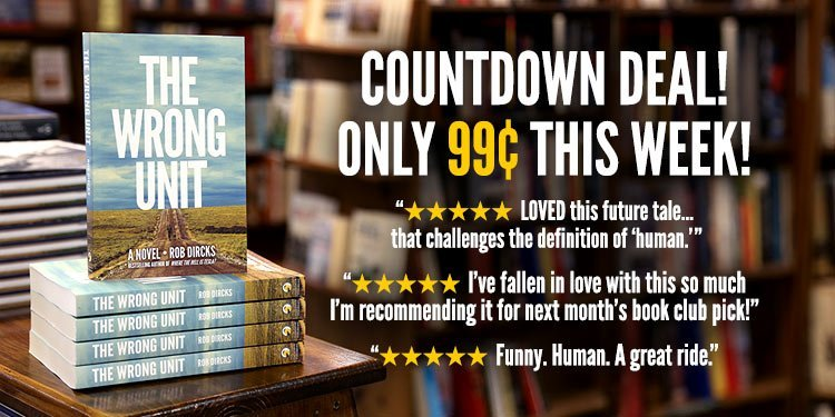 Amazon Kindle Countdown Deal: The Wrong Unit at 99¢