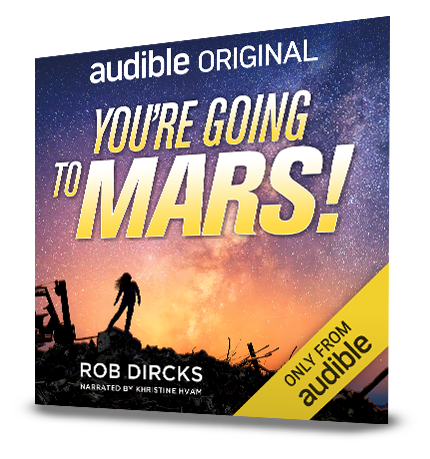 Yes, You Can Record Your Own Audiobook  Here's How  | Rob Dircks