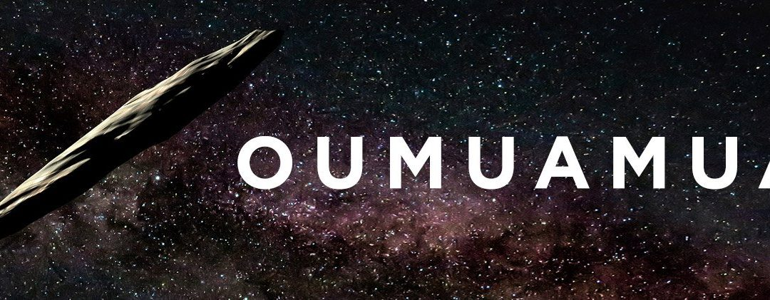 "February's FREE audio sci-fi short, ""Oumuamua,"" posted to Listen To The Signal Podcast"