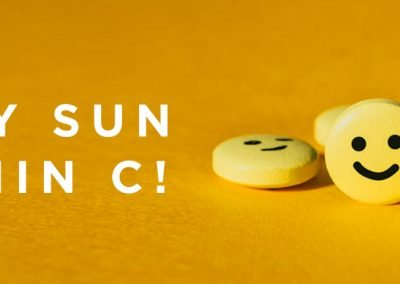 "The latest FREE audio sci-fi short, ""Happy Sun Vitamin C!,"" posted to Listen To The Signal Podcast"